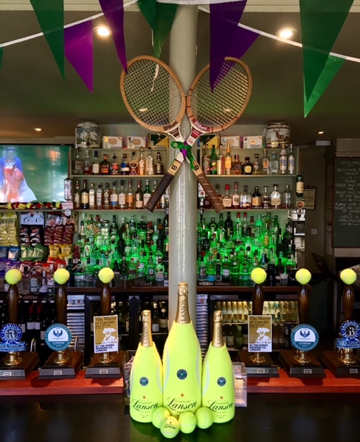 Wimbledon tennis Wimbledon Tennis The Earl Spencer Southfields Pub 4