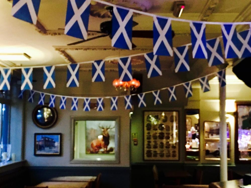 The Earl Spencer Southfields Pub - Burns Night